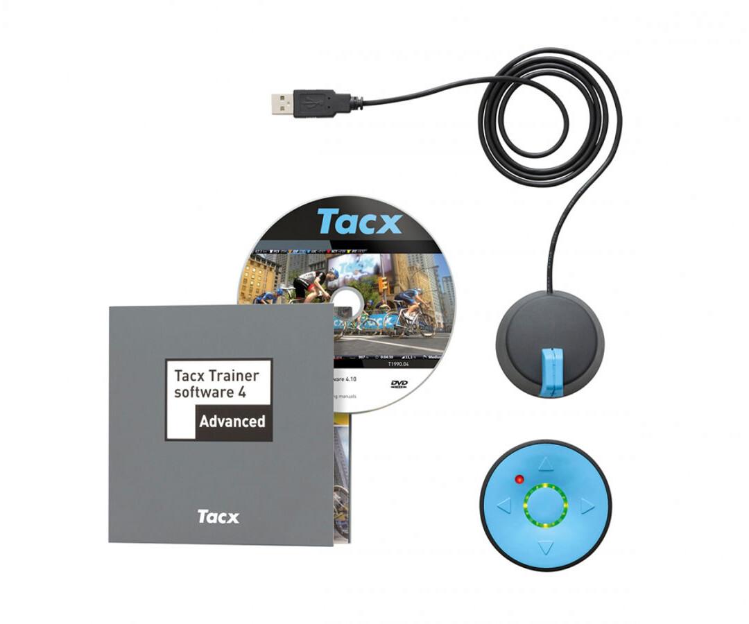 Tacx I Flow Upgrade: Tacx Upgrade Smart Fietstrainer Toebehoor Transparant I